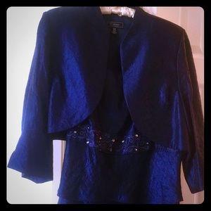 2pc Dress/Jacket